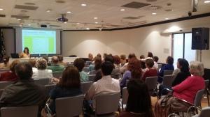 Momento de la conferencia Acoso escolar perfiles y factores asociados
